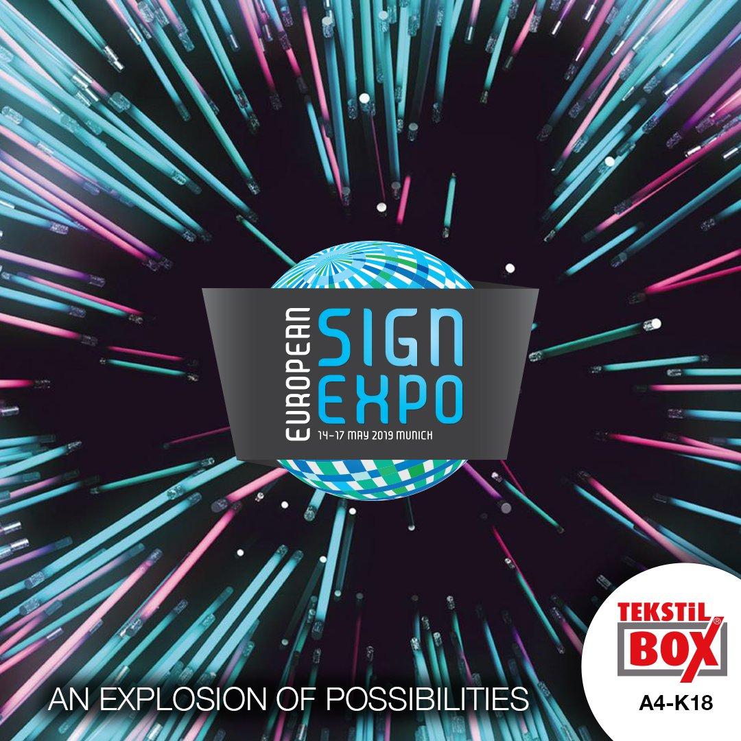 European Sign Expo 2019 inst