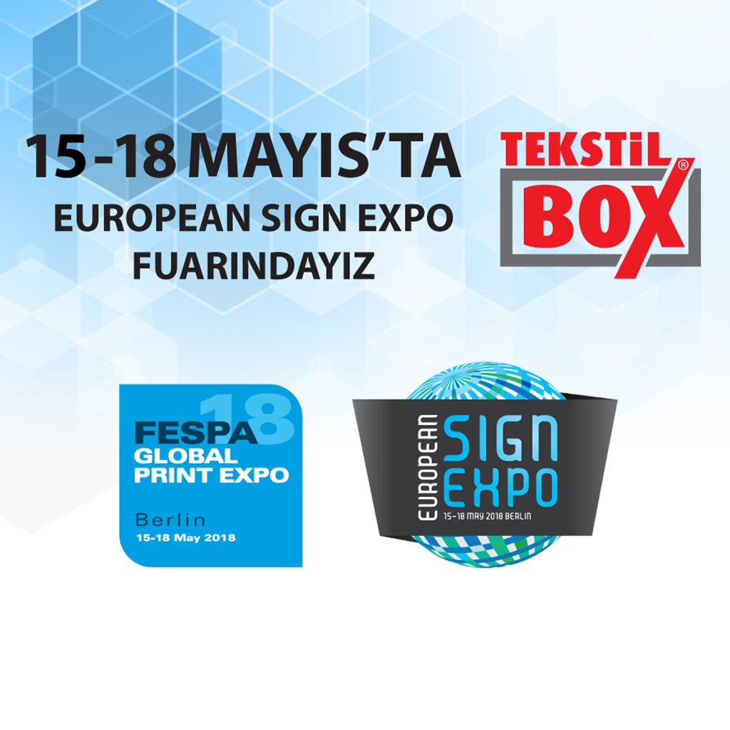 Fespa European Sign Expo 2018
